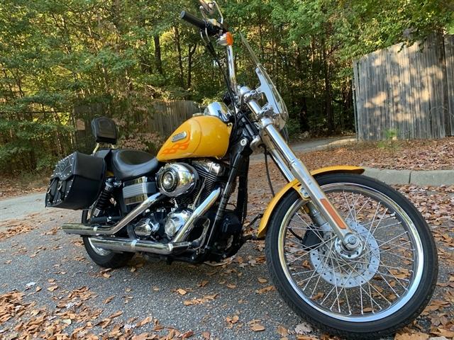 2007 Harley-Davidson Dyna Glide Wide Glide at Hampton Roads Harley-Davidson