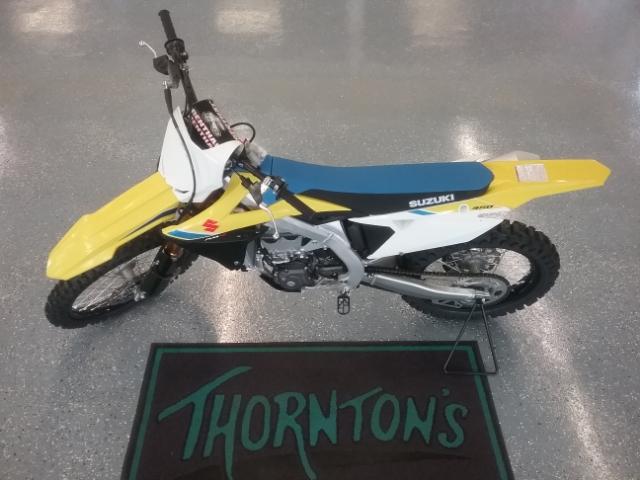2018 Suzuki RM-Z 450 at Thornton's Motorcycle - Versailles, IN