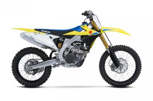 2018 Suzuki RM-Z 450 at Thornton's Motorcycle - Versailles, IN