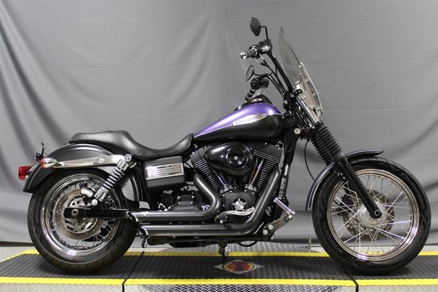 2008 Harley-Davidson Dyna Glide Street Bob at Platte River Harley-Davidson