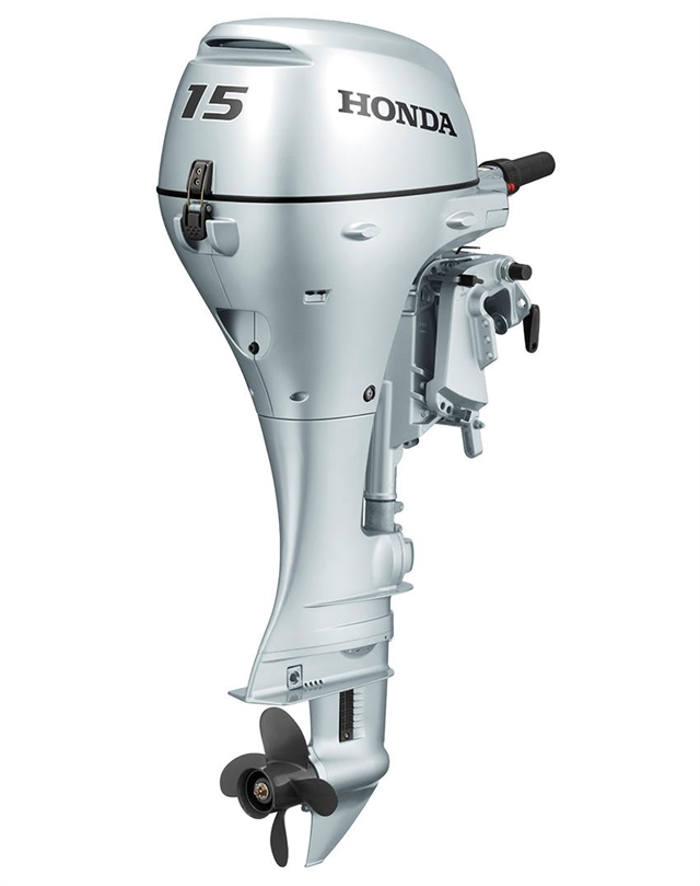 2017 Honda Outboard BF15D3SH at Kodiak Powersports & Marine