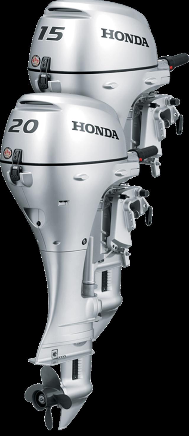 2017 Honda Outboard BF15D3SH at Kodiak Powersports & Marine