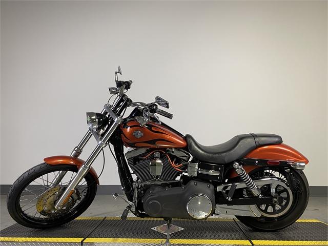 2011 Harley-Davidson Dyna Glide Wide Glide at Worth Harley-Davidson