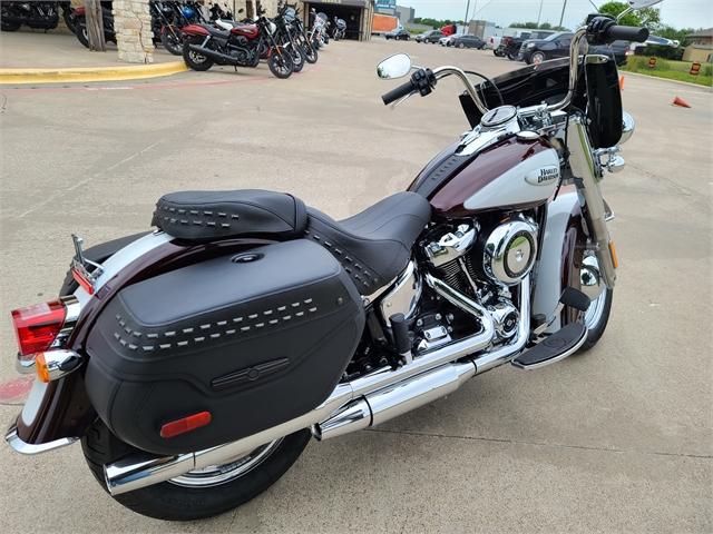 2021 Harley-Davidson Touring FLHC Heritage Classic at Harley-Davidson of Waco