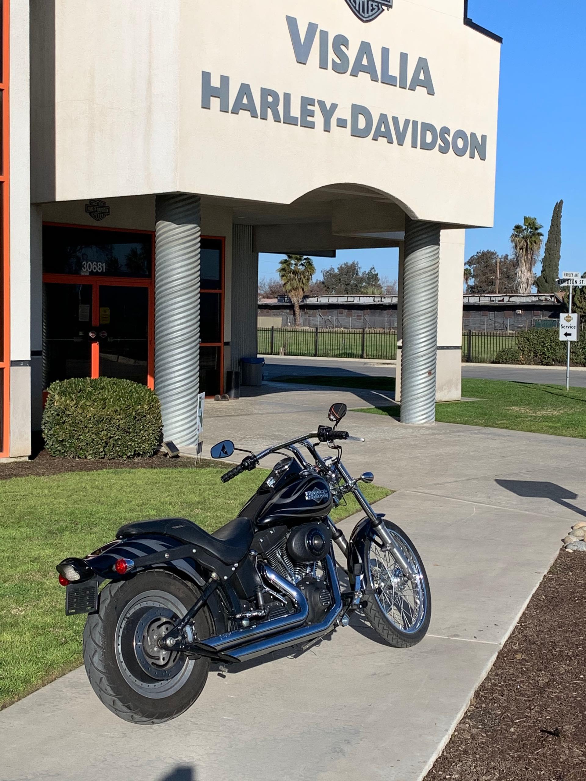 2004 Harley-Davidson Softail Night Train at Visalia Harley-Davidson