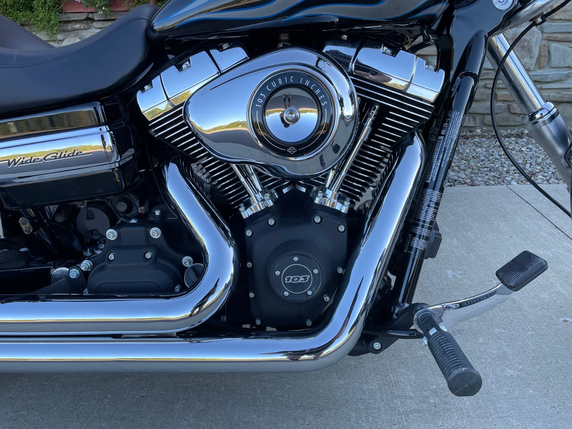2013 Harley-Davidson Dyna Wide Glide at Arkport Cycles