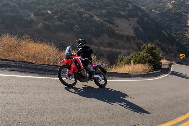 2021 Honda CRF 300L ABS at Iron Hill Powersports