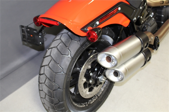 2020 Harley-Davidson Softail Fat Bob 114 at Platte River Harley-Davidson