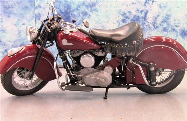 1948 Indian Motorcycle CHIEF at #1 Cycle Center Harley-Davidson
