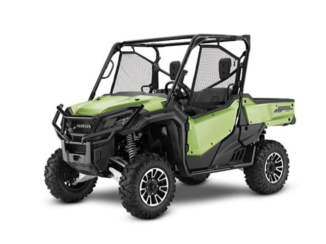 2021 Honda Pioneer 1000 Limited Edition at Friendly Powersports Slidell