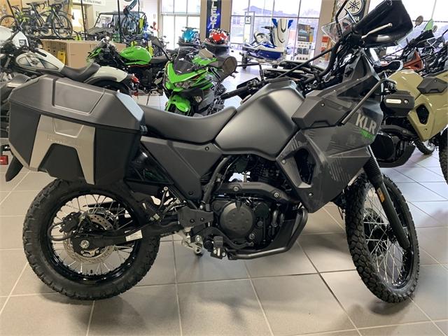 2022 Kawasaki KLR 650 Adventure at Star City Motor Sports