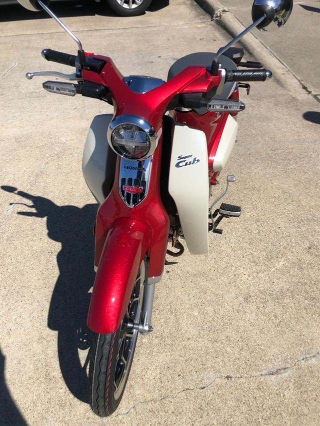 2020 Honda Super Cub C125 ABS at Dale's Fun Center, Victoria, TX 77904