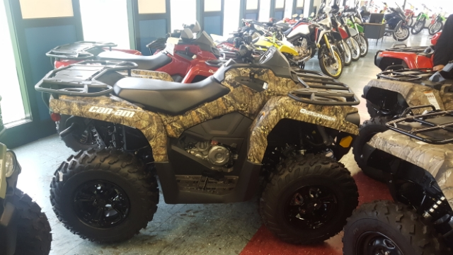 2018 Can-Am Outlander 450 DPS at Thornton's Motorcycle - Versailles, IN