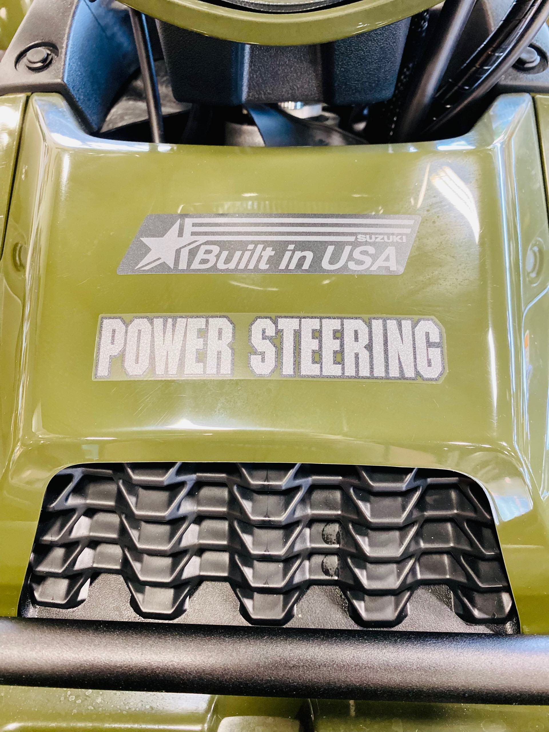 2022 Suzuki KingQuad 750 AXi Power Steering at Rod's Ride On Powersports