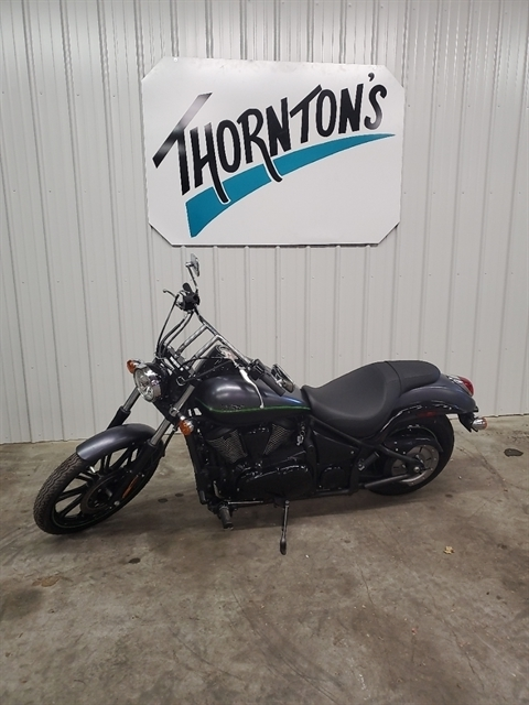 2013 Kawasaki Vulcan 900 Custom at Thornton's Motorcycle - Versailles, IN