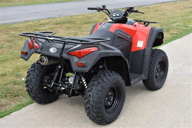 2018 KYMCO MXU 500i at Lincoln Power Sports, Moscow Mills, MO 63362