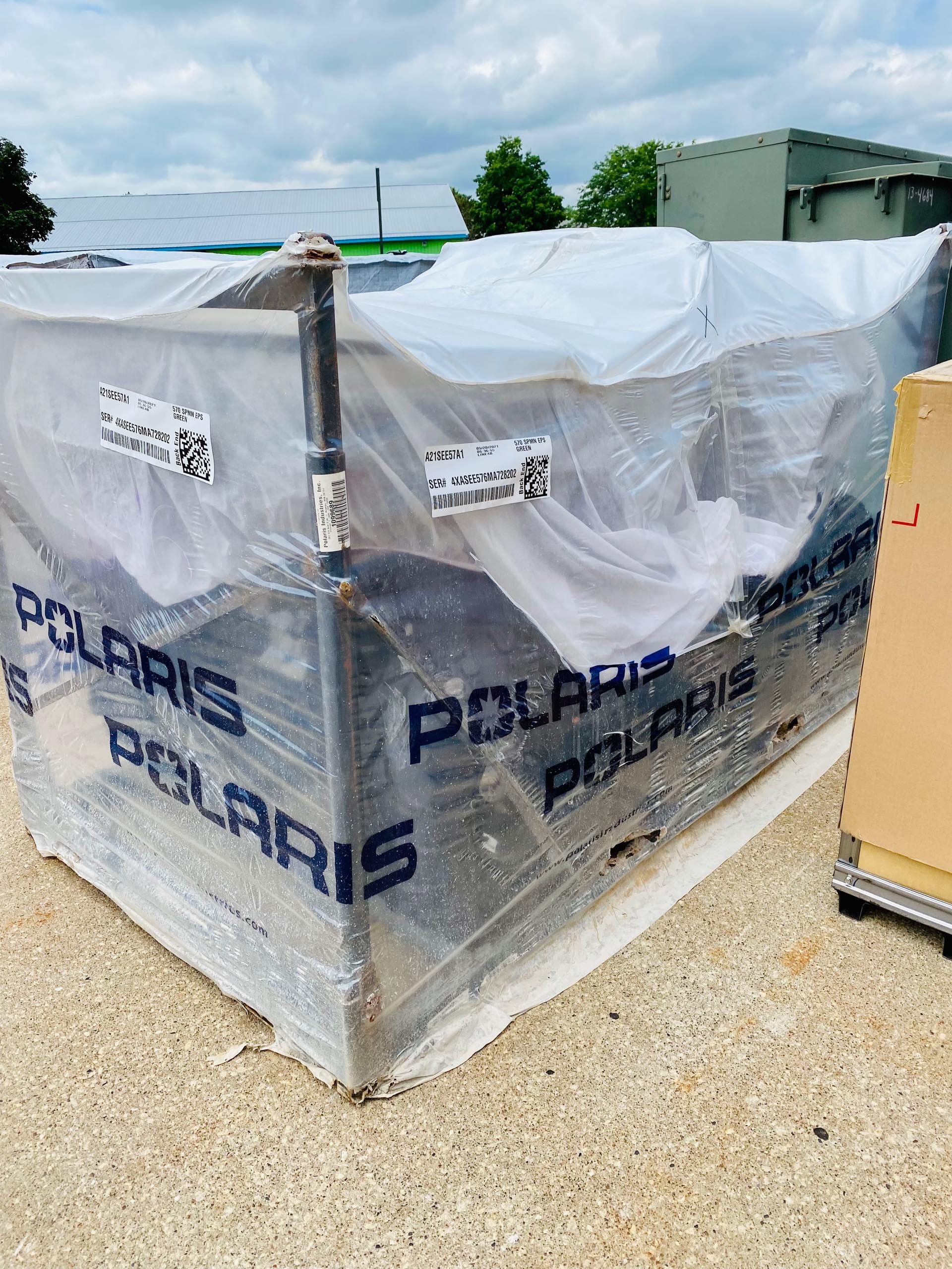 2021 Polaris Sportsman 570 EPS at Rod's Ride On Powersports