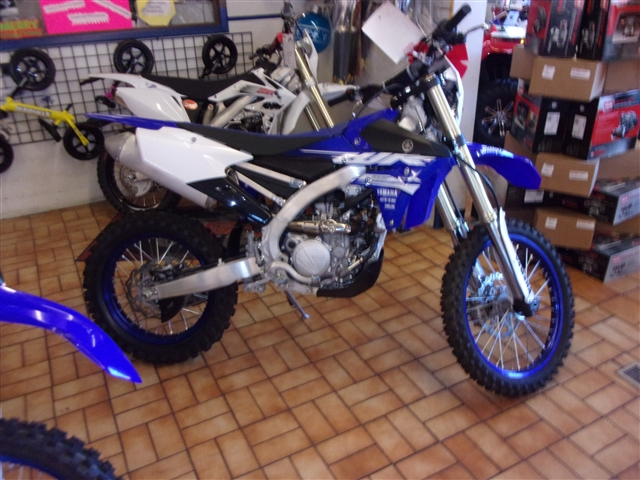 2018 Yamaha WR 250F at Bobby J's Yamaha, Albuquerque, NM 87110