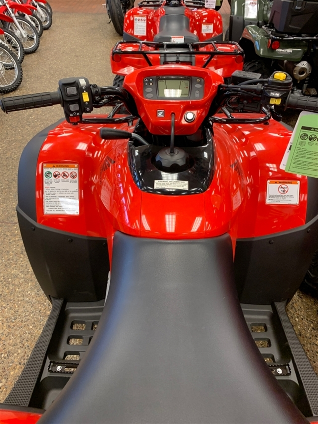 2020 Honda FourTrax Rincon Base at Mungenast Motorsports, St. Louis, MO 63123