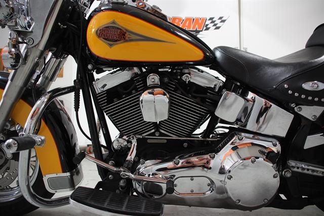 2000 Harley-Davidson FLSTC at Suburban Motors Harley-Davidson