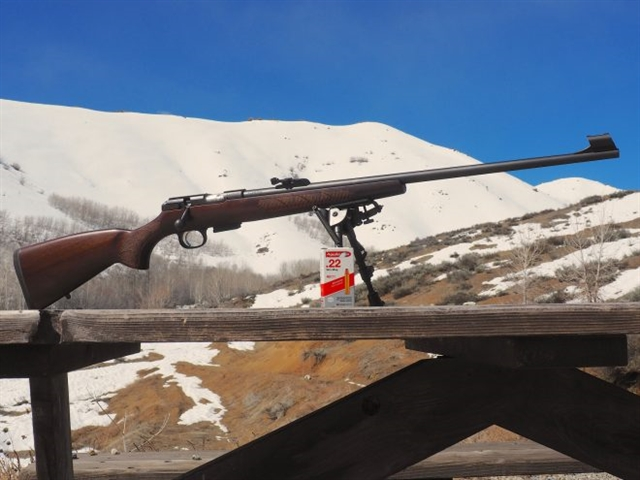 2019 CZ-USA CZ 457 Training Rifle at Harsh Outdoors, Eaton, CO 80615