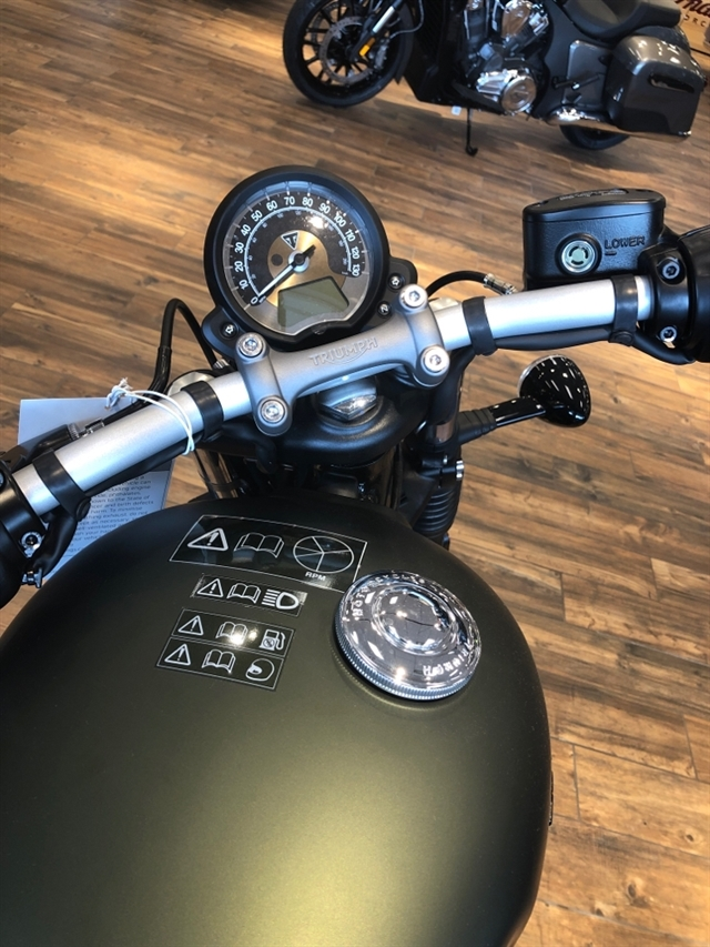 2020 Triumph Bonneville Bobber Base at Youngblood RV & Powersports Springfield Missouri - Ozark MO