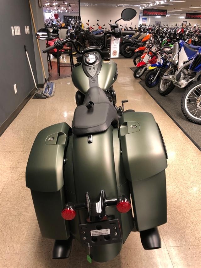 2020 Indian Springfield Dark Horse at Sloans Motorcycle ATV, Murfreesboro, TN, 37129