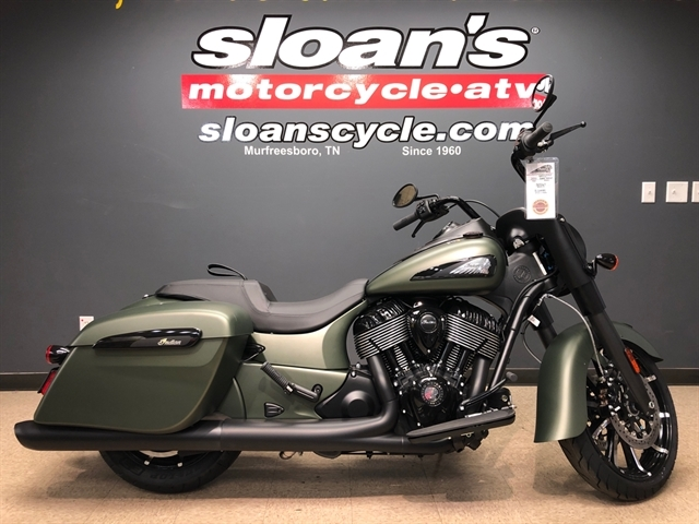 2020 Indian Springfield Dark Horse at Sloans Motorcycle ATV, Murfreesboro, TN, 37129