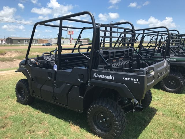 2019 Kawasaki Mule PRO-DXT Diesel Base at Dale's Fun Center, Victoria, TX 77904