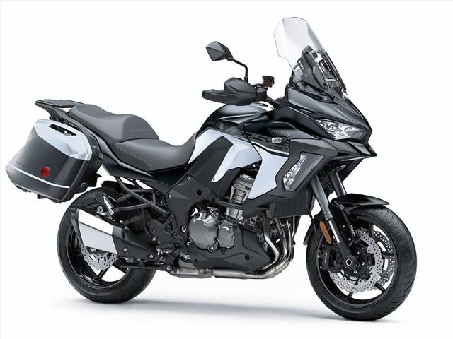 2019 Kawasaki Versys 1000 SE LT+ at Lynnwood Motoplex, Lynnwood, WA 98037