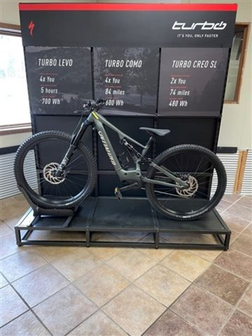 2021 Specialized Turbo Levo Comp S at Gold Star Outdoors