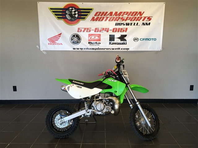 2016 Kawasaki KX 65 at Champion Motorsports, Roswell, NM 88201