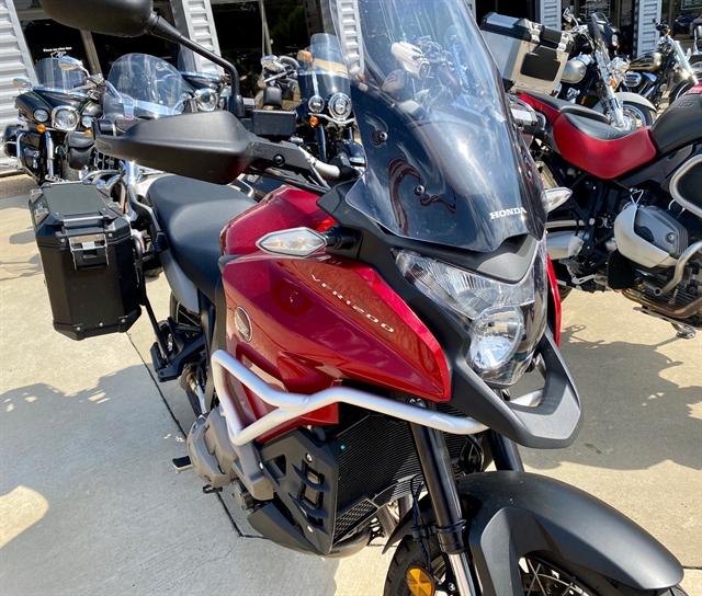 2017 Honda VFR 1200X DCT at Shreveport Cycles