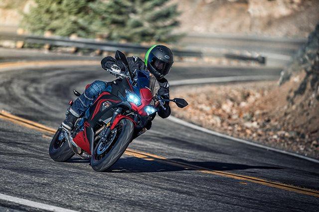 2021 Kawasaki Ninja 650 Base at Ehlerding Motorsports