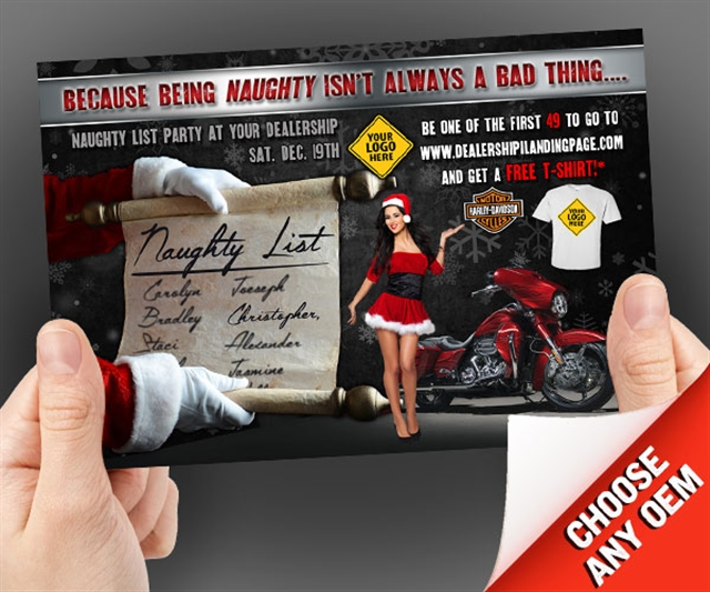 2018 Winter Naughty List Powersports at PSM Marketing - Peachtree City, GA 30269