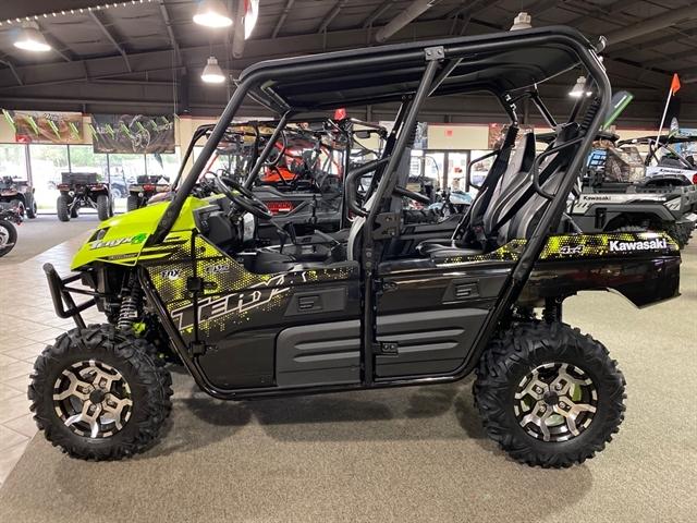 2021 Kawasaki Teryx4 LE at Dale's Fun Center, Victoria, TX 77904