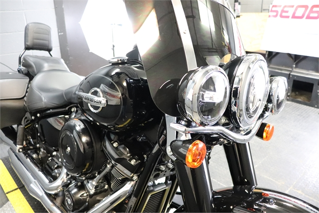 2019 Harley-Davidson Softail Heritage Classic at Used Bikes Direct