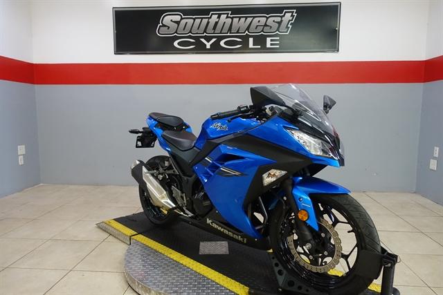 2017 Kawasaki Ninja 300 Base at Southwest Cycle, Cape Coral, FL 33909