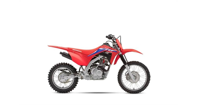 2022 Honda CRF125FN at Columbanus Motor Sports, LLC
