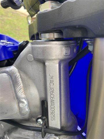 2021 Yamaha YZ450F 450F at Powersports St. Augustine