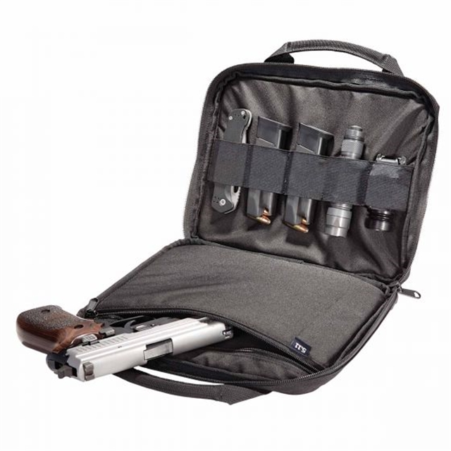 2019 5.11 Tactical Single Pistol Case Sandstone at Harsh Outdoors, Eaton, CO 80615