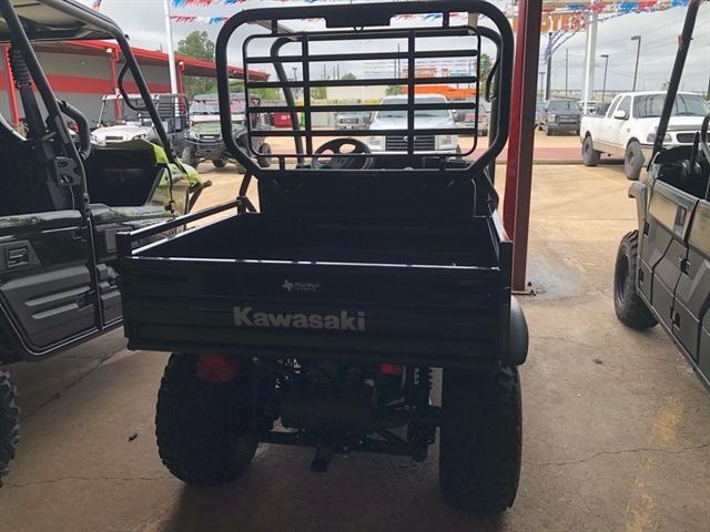 2020 Kawasaki Mule SX FI 4x4 SE at Wild West Motoplex