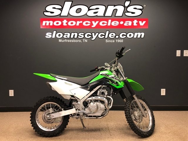 2020 Kawasaki KLX® 140 at Sloans Motorcycle ATV, Murfreesboro, TN, 37129