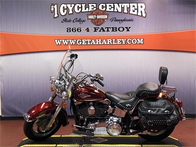 2010 Harley-Davidson Softail Heritage Softail Classic at #1 Cycle Center Harley-Davidson