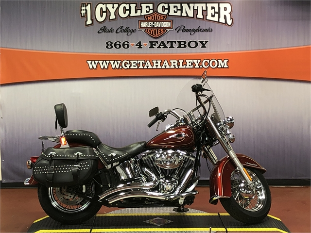 2010 Harley-Davidson Softail Heritage Softail Classic at #1 Cycle Center Harley-Davidson