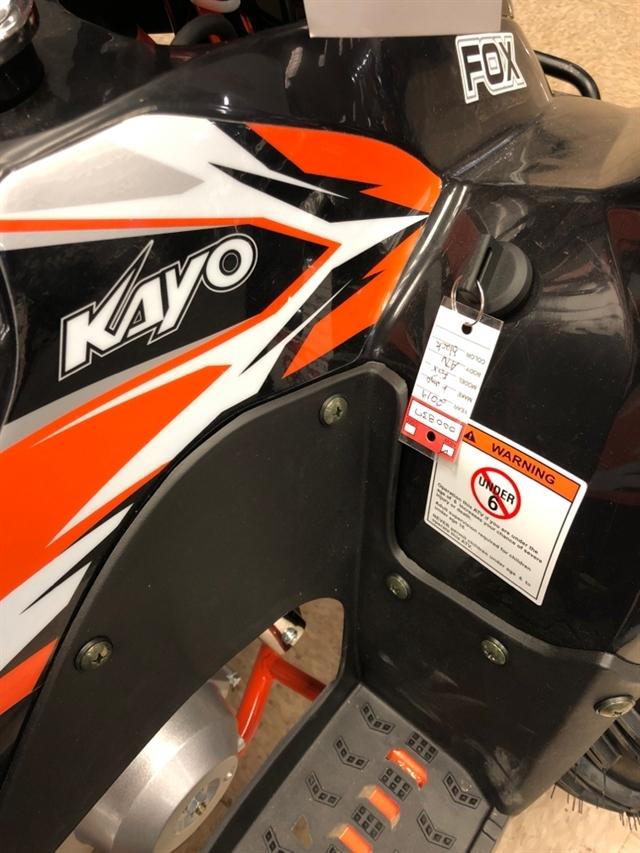 2019 KAYO USA, A & G Distributing FOX 70 FOX 70 at Sloans Motorcycle ATV, Murfreesboro, TN, 37129