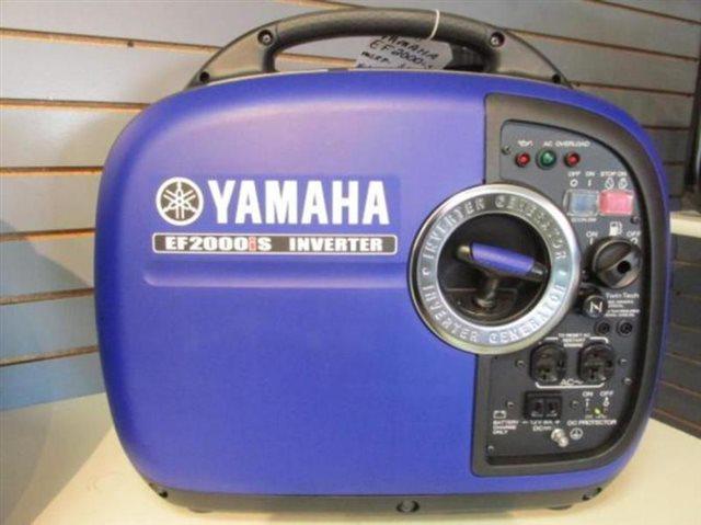 2018 Yamaha Portable Generator EF2000iSv2 at Nishna Valley Cycle, Atlantic, IA 50022