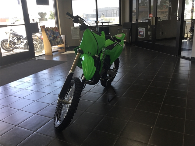 2021 Kawasaki KX 100 at Champion Motorsports