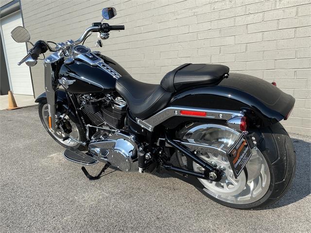 2021 Harley-Davidson Cruiser Fat Boy 114 at cannonball harley-davidson