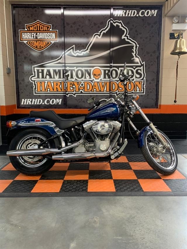 2000 HARLEY FXST at Hampton Roads Harley-Davidson